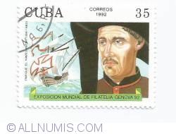 Image #1 of 35 centavos - Henry Navigatorul