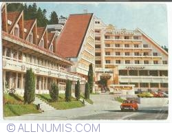 Băile Tuşnad - Hotel Tuşnad