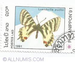 Image #1 of 90 kip - Luehdorfia puziloi
