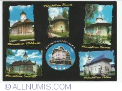 Image #1 of Bucovina - Monasteries and churches