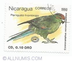 Image #1 of 0,10 Cordoba - Piriquito Frontirojo