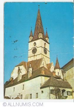Image #1 of Sibiu - Evangelical Church (1976)