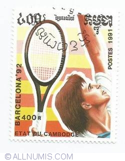 Image #1 of 400 Riels - Tennis