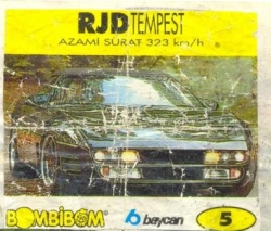 5 - RJD Tempest