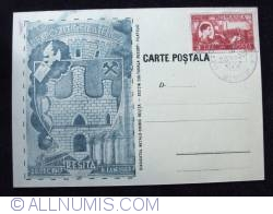 Image #1 of Philatelic Exhibition, Resita 28.XII.1947-8.I.1948