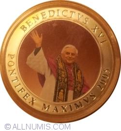 Image #1 of Benedictus XVI, Pontifex maximus 2005