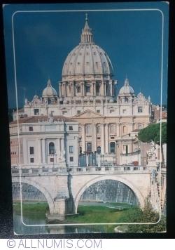 Rome - St. Peter's Basilica (Basilica di San Pietro)