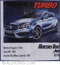 Imaginea #1 a 016 - Mercedes Benz A180