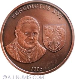 Image #1 of Benedictus XVI/ Papae Germanici, 2005