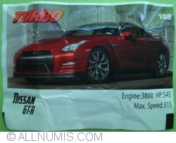 Image #1 of 108 - Nissan GT-R
