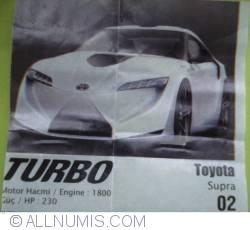 Image #1 of 02 - Toyota Supra