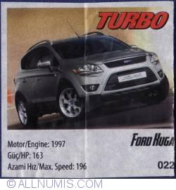 Imaginea #1 a 022 - Ford KUGA