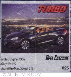 Imaginea #1 a 025 - Opel Cascade