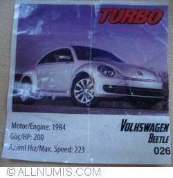 Imaginea #1 a 026 - Volkswagen Beetle