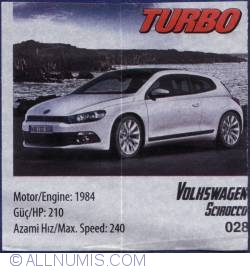 028 - VW Scirocco