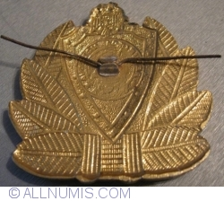 Image #2 of Helmet emblem - Customs Service