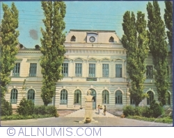 "Image #1 of Bîrlad - ""GH. Roșca Codreanu"" High School (1975)"