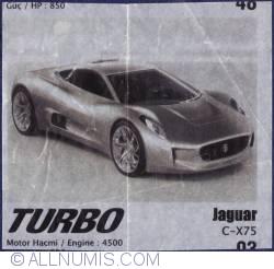 Imaginea #1 a 03 - Jaguar C-X75