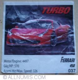 Imaginea #1 a 037 - Ferrari 458