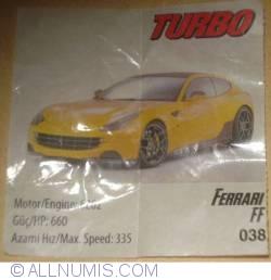 Imaginea #1 a 038 - Ferrari FF