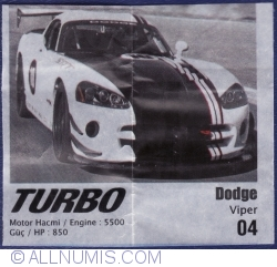Image #1 of 04 - Dodge Viper