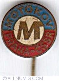 Image #1 of MOTOKOV PRAHA - CSSR