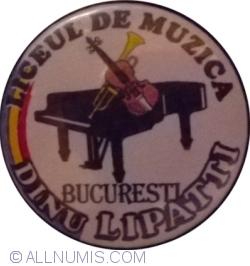 "Image #1 of High School Music ""Dinu Lipatti"""