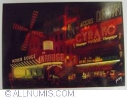 Imaginea #1 a Paris - Moulin Rouge