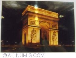 Imaginea #1 a Paris - Arcul de Triumf - L'Arc de Triomphe (1975)