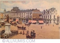 Image #1 of Ploiești - Ploieşti - City Hall and Statue of Liberty