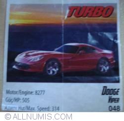 Imaginea #1 a 048 - Dodge Viper