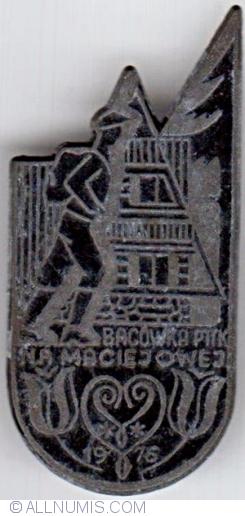 Imaginea #1 a Bacówka PTTK na Maciejowej, 1976
