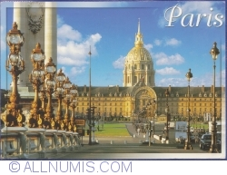 Image #1 of Paris - Alexandre III Bridge and Hôtel des Invalides (2001)