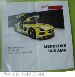 Image #1 of Mercredes SLS AMG