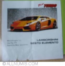 Image #1 of Lamborghini Sesto Elemento