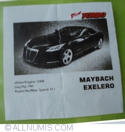 Image #1 of Maybach Exelero