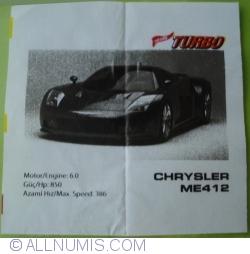 Image #1 of Chrysler ME412