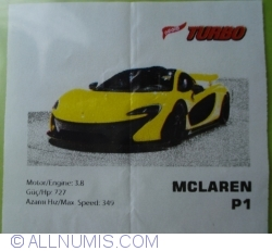 Image #1 of MClaren P1