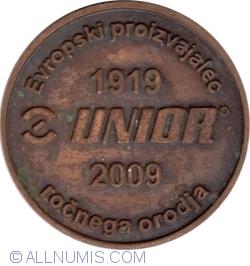 UNIOR 1919-2009