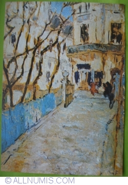 Image #1 of Nicolae Tonitza - The Street