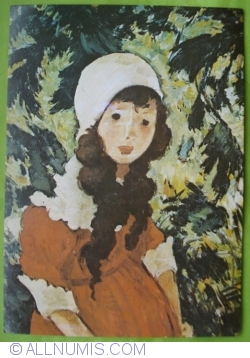 Nicolae Tonitza - The Foreester's daughter