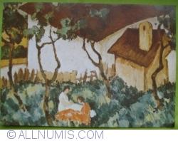 Imaginea #1 a Nicolae Tonitza - Grădina din Văleni