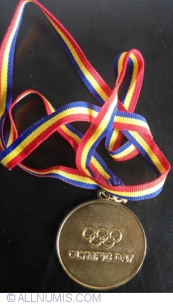 Olympic Day (Comitetul Olimpic și Sportiv Român -  Romanian Olympic and Sports Committee)