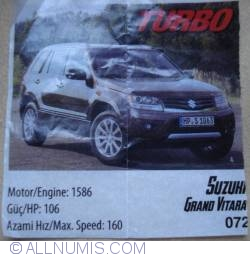 Image #1 of 072 - Suzuki Grand Vitara