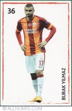 Image #1 of 36 - Burak Yilmaz