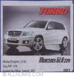 Image #1 of 001 - Mercedes GLK 220