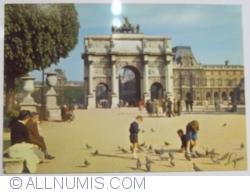 Image #1 of Triumphal Arch of Carrousel (L'Arc de Triomphe du Carrousel)