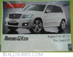 Image #1 of 001 - Mercedes GLK 220