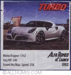 Image #1 of 092 - Alfa Romeo 4C Launch