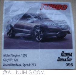 Image #1 of 096 - Honda Urban SUV